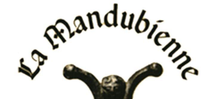 logo mandubienne blonde