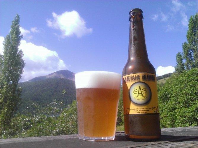 biere Auzetane Blonde