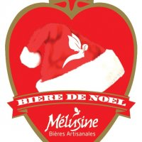 logo Bière de Noël melusine