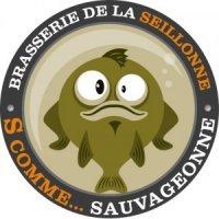 etiquette Sauvageonne biere
