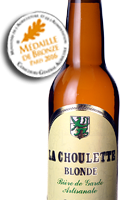 biere La Choulette Blonde