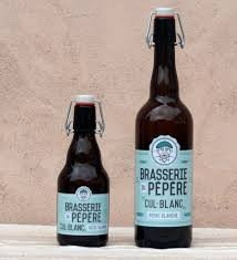 biere cul blanc brasserie pepere