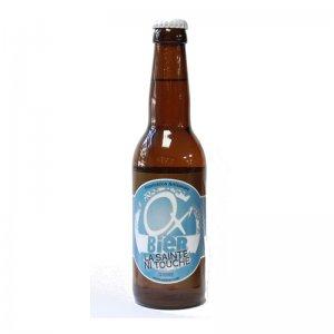 biere Ox Bier blanche La Sainte ni Touche