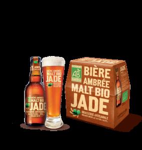 biere Jade ambrée