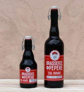 biere cul rouge, brasserie pepere