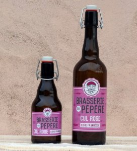 biere cul rose brasserie pepere