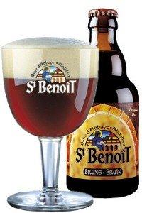 St Benoit brune