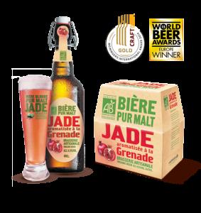 biere Jade grenade