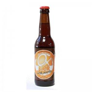 biere ambrée La Déjantée