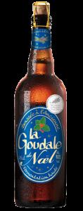 biere La Goudale de Noël gayant