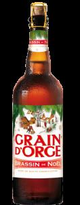 Grain d'Orge Brassin de Noël biere gayant