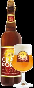 Grain d'Orge Cuivrée biere gayant