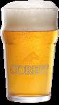 biere COREFF Dramm Hud