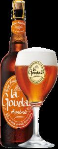 La Goudale Ambrée, biere gayant