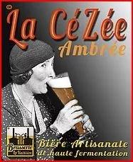 biere CéZée Ambrée la valliere