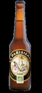 biere a Parisienne Bio Blonde