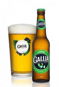 gallia lager blanche biere