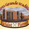 logo brasserie la saint pierre