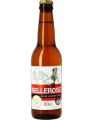 biere blonde bellerose , brasserie des sources
