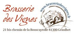 Calabrune brasserie des vignes