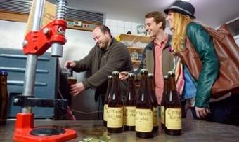 biere Cervoise Karadoc brune