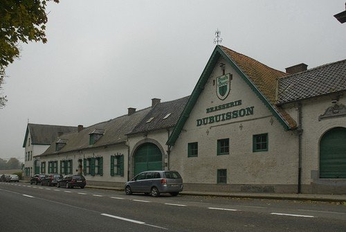 brasserie dubuisson couverture