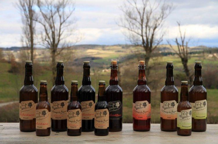 bieres Brasserie artisanale de la Grange du seigneur
