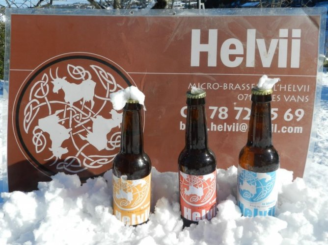 biere Brasserie l'Helvii