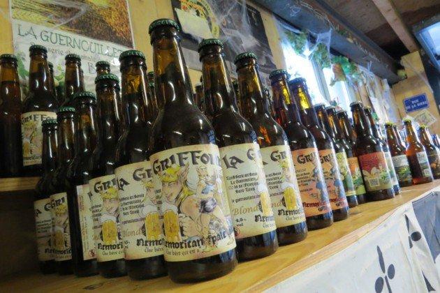 bieres brasserie la guernouillette