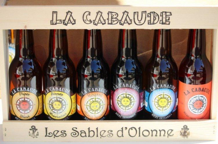 biere Brasserie La Cabaude