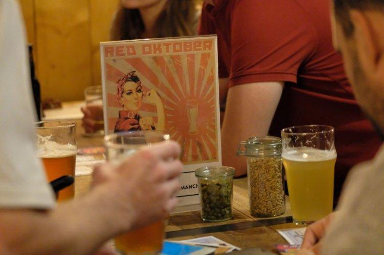 Lancement Beer District