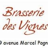 Logo brasserie des vignes