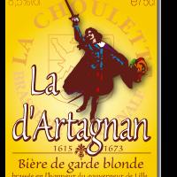 biere La d'Artagnan choulette