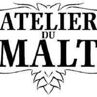 logo brasserie l'Atelier Du Malt