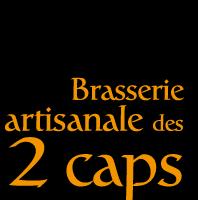 logo Brasserie des 2 caps