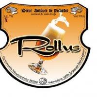Logo brasserie rollus
