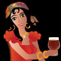 biere Esméralda belles de trebas