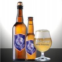 biere Blanche Ecume melusine