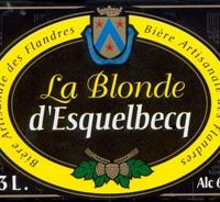 Blonde d'Esquelbecq Thiriez
