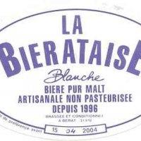 logo brasserie la bierataise