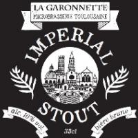 biere La garonnette Impérial STOUT
