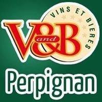 logo v and B perpignan