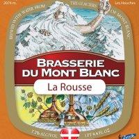 la rousse biere du mont blanc