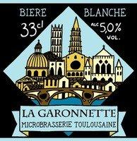 biere La Garonnette Blanche