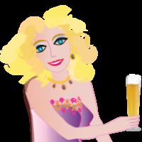 biere Marilyn belles de trebas