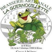 logo brasserie la guernouillette