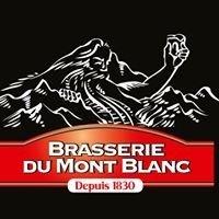 logo brasserie du mont blanc