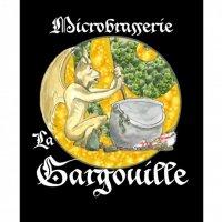 logo brasserie la gargouille