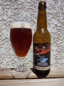 biere roteuse rousse