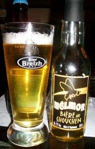 Melmor, Bière au Chouchen